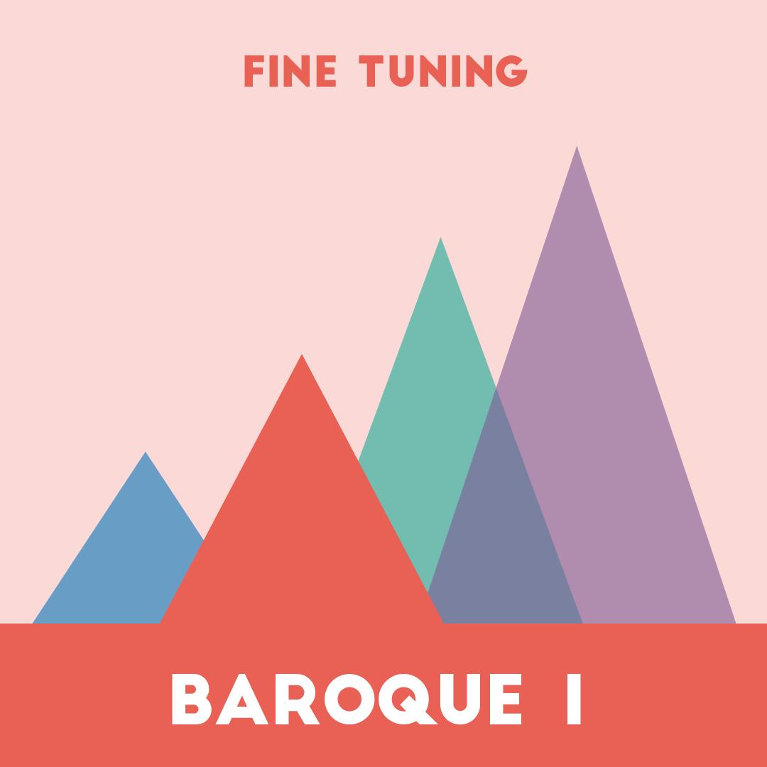 Baroque 1 for Fine Tuning - Baroque