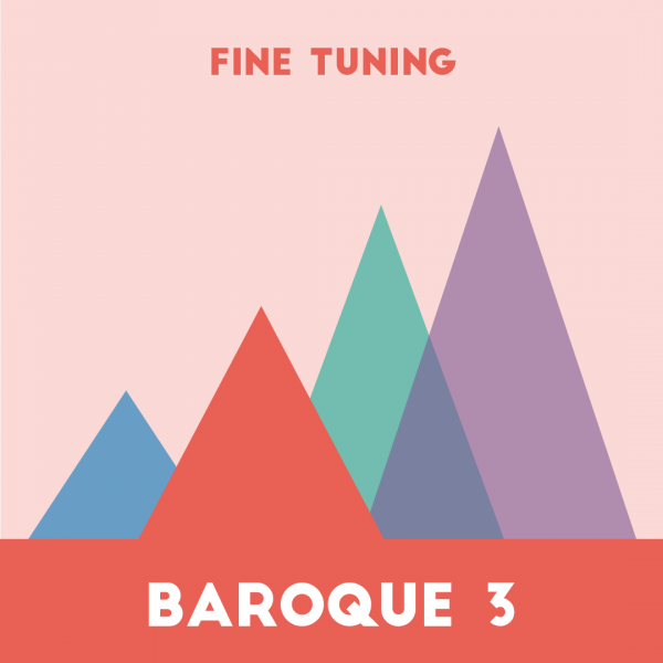Baroque 3 for Fine Tuning- Bach