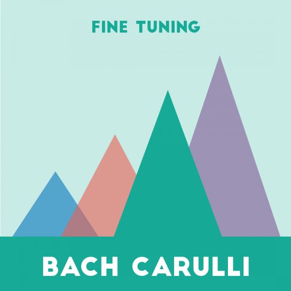 Bach-Carulli for Fine Tuning