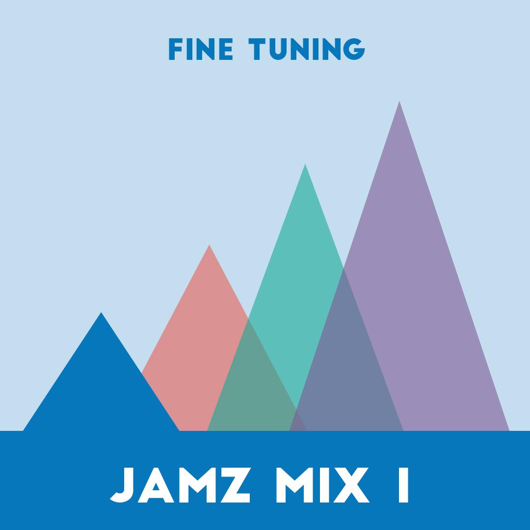 Jamz Mix I for Fine Tuning