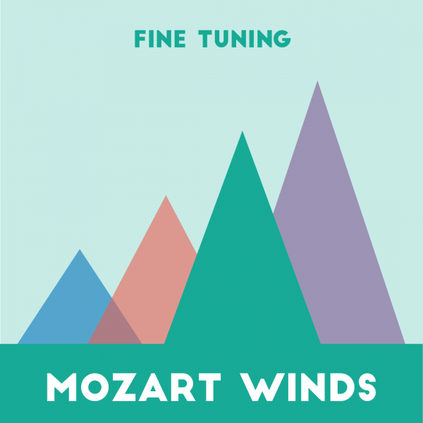 Mozart Winds for Fine Tuning