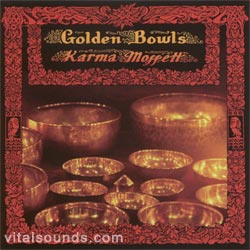 Tibetan - Golden Bowls CD (Not Modified)
