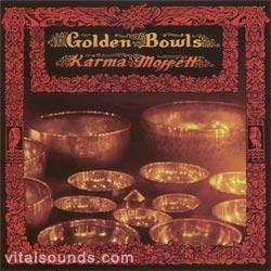 Tibetan - Golden Bowls CD (Not Modified)