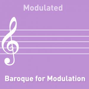 Baroque for Modulation - Modulated