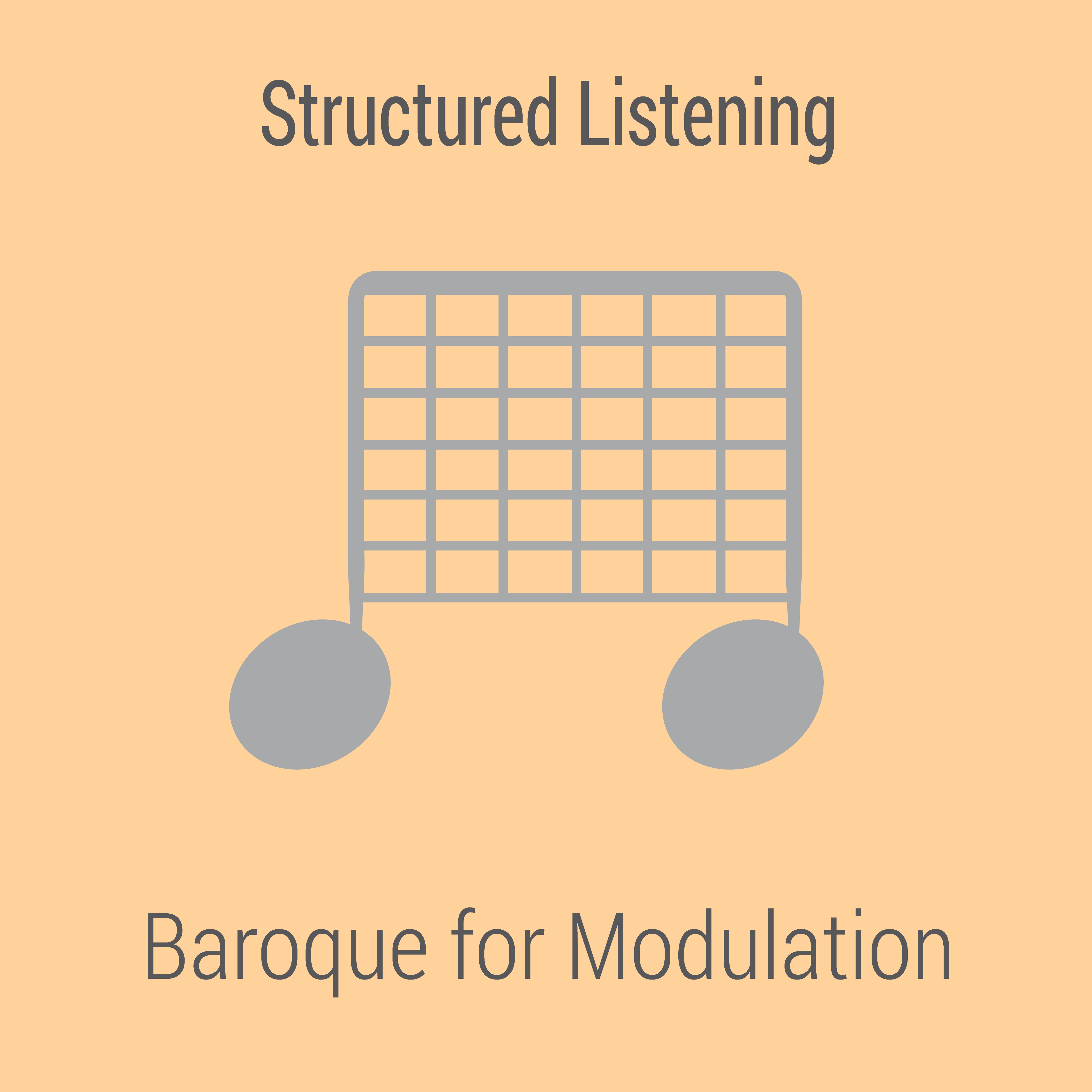 Baroque for Modulation (Not Modulated)