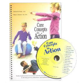 Core Concepts in Action (Handbook with Companion CD)