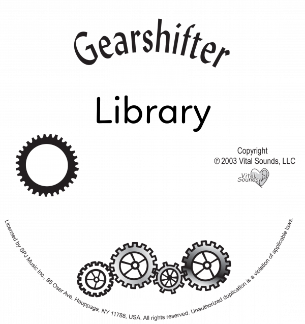 Gearshifter Library