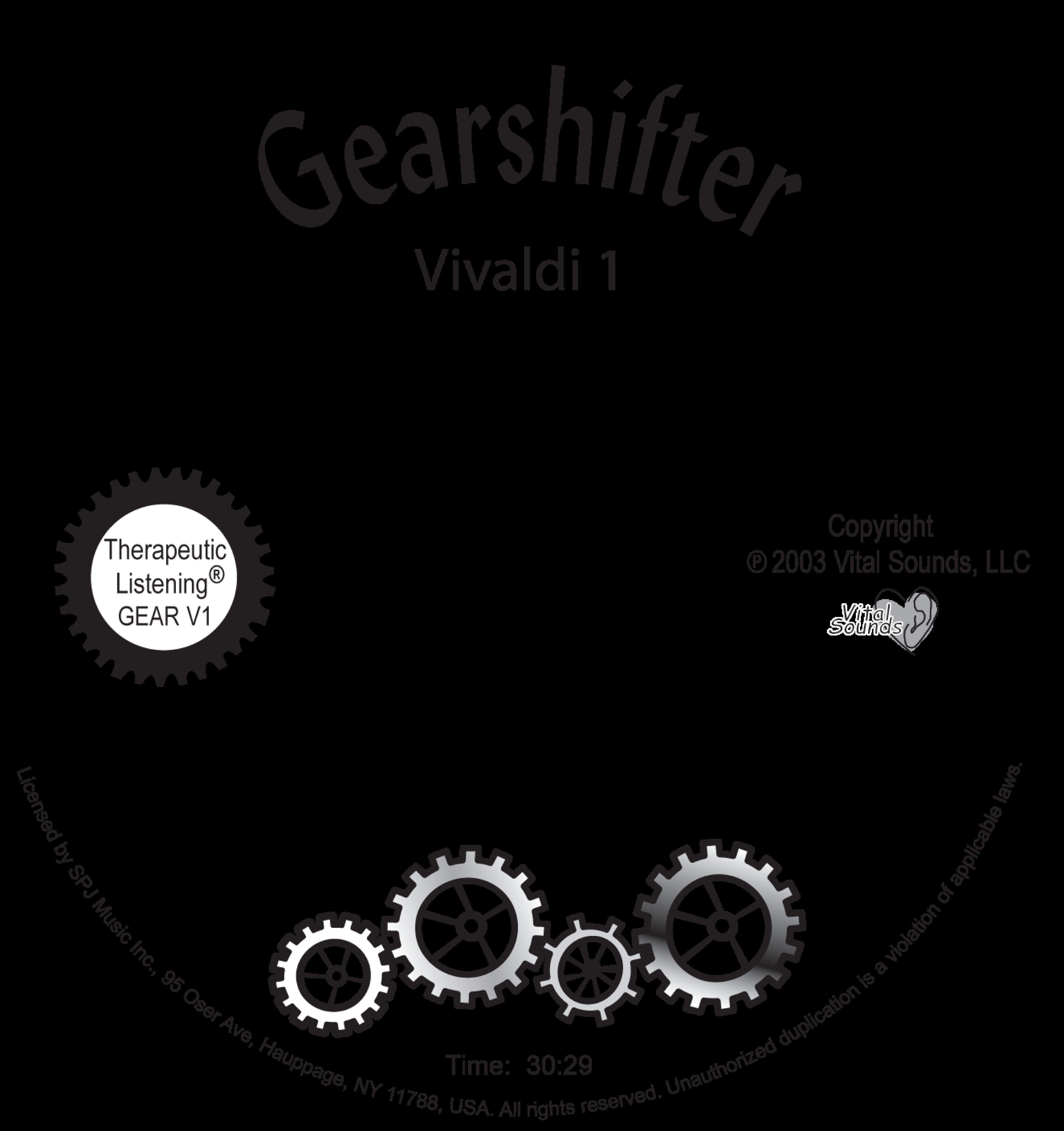 Vivaldi I Gearshifter