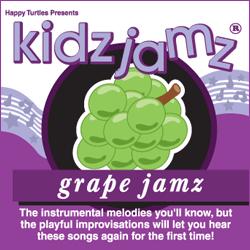 Kidz Jamz: Grape Jamz (Not Modified)