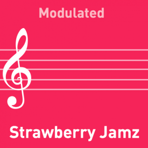 Strawberry Jamz - Modulated