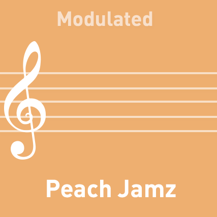 Peach Jamz - Modulated