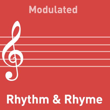 Rhythm & Rhyme - Modulated