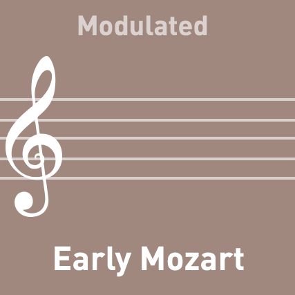 Early Mozart - Modulated