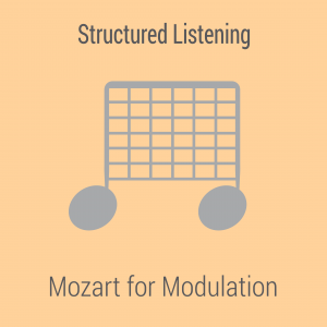 Mozart for Modulation (Not Modulated)