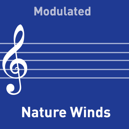 Nature Winds - Modulated