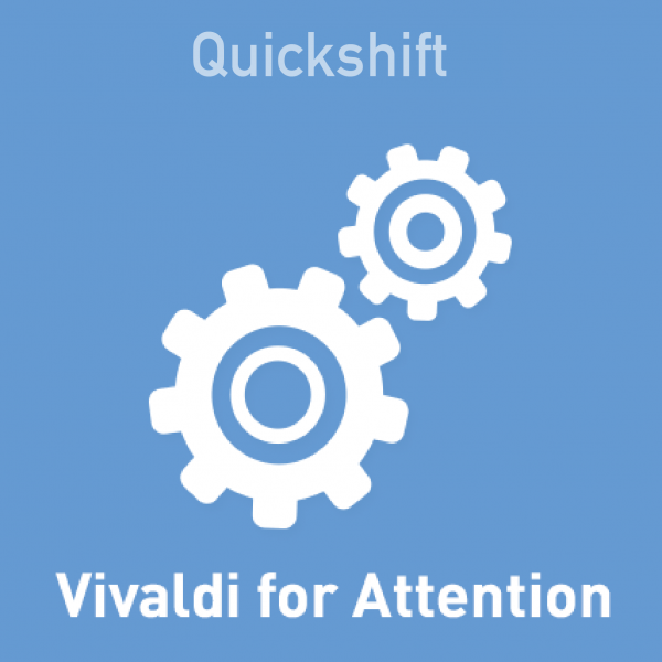 Quickshift - Vivaldi for Attention