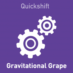 Quickshift - Gravitational Grape