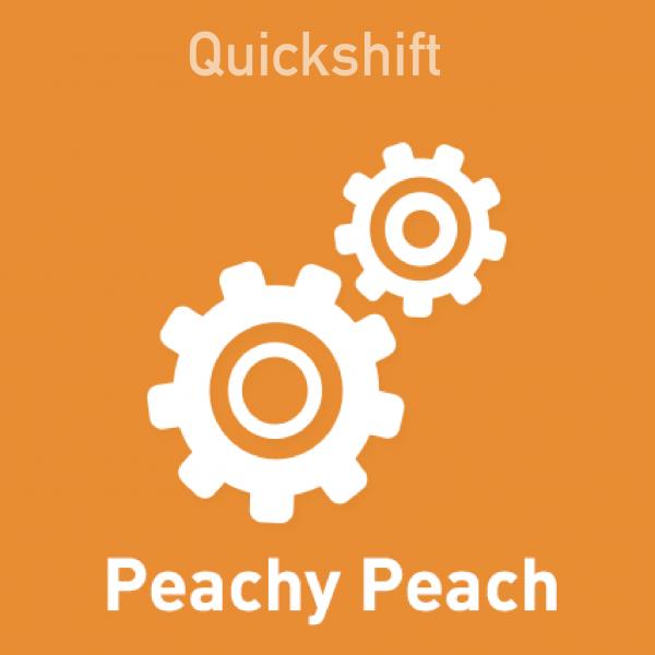Quickshift - Peachy Peach