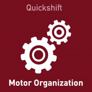Quickshift - Motor Organization