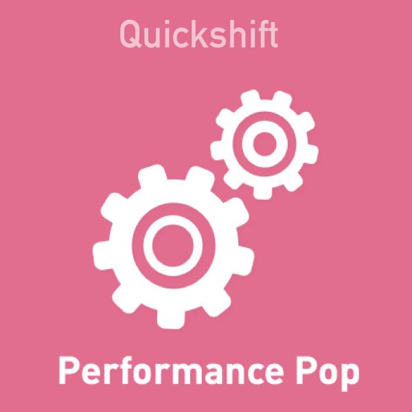 Quickshift - Performance Pop