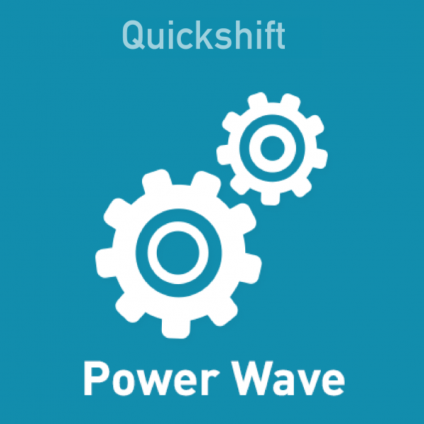 Quickshift - Power Wave