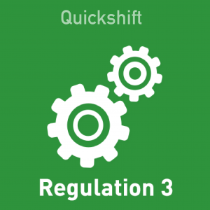 Quickshift - Regulation III
