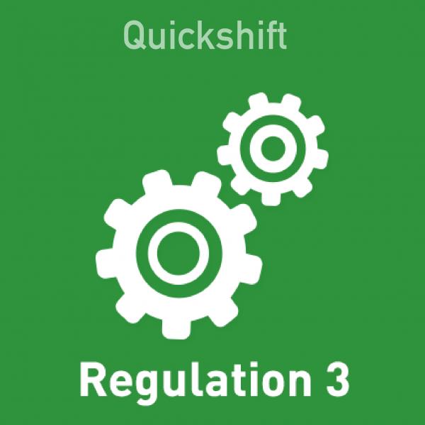 Quickshift - Regulation III