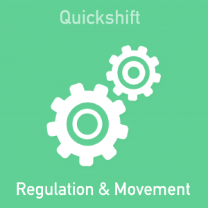 Quickshift - Regulation and Movement