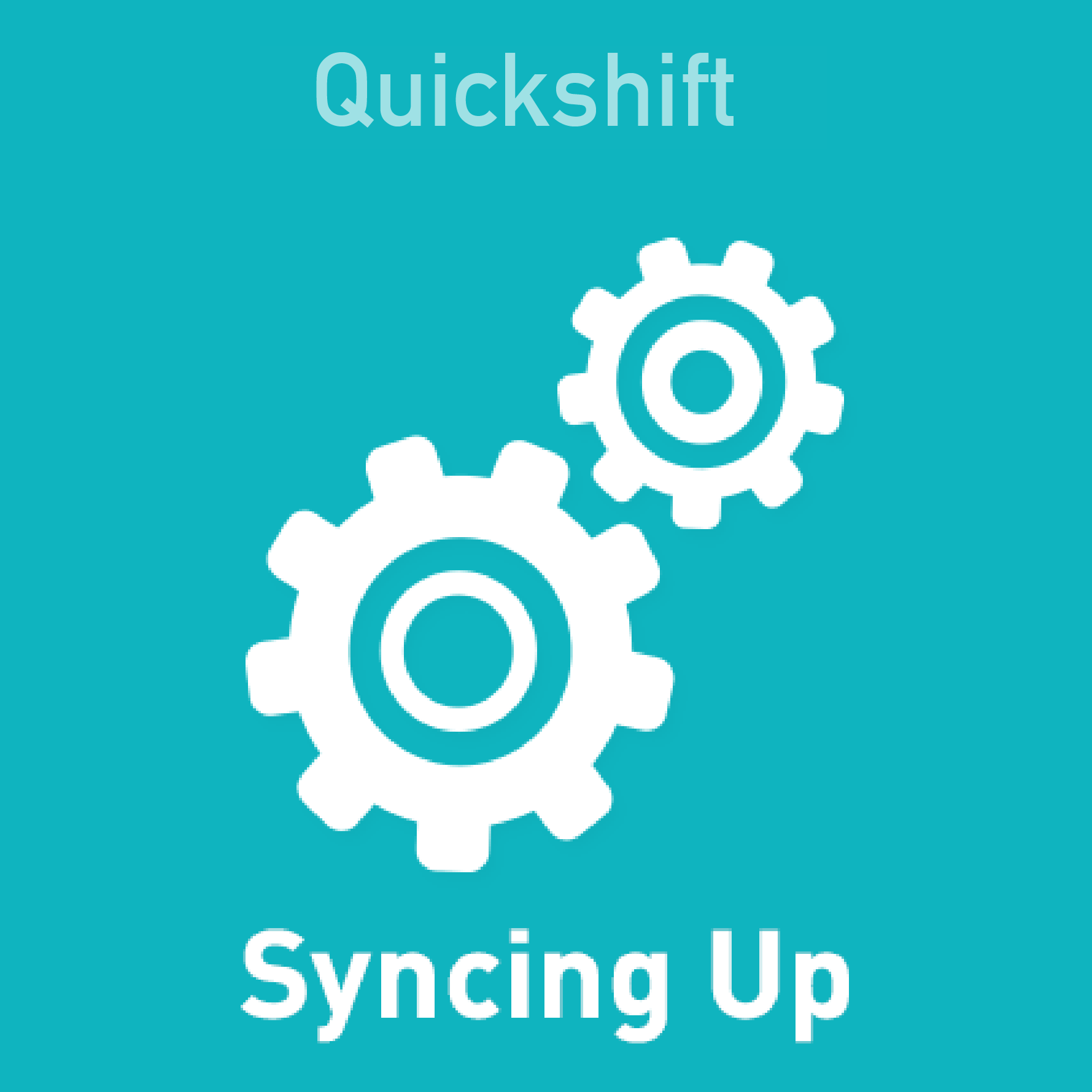 Quickshift - Syncing Up