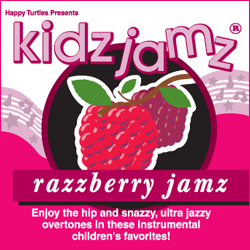 Kidz Jamz: Razzberry Jamz CD (Not Modified)
