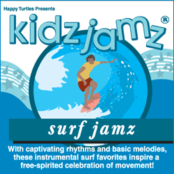 Kidz Jamz: Surf Jamz CD (Not Modified)