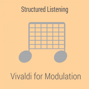 Vivaldi for Modulation (Not Modulated)