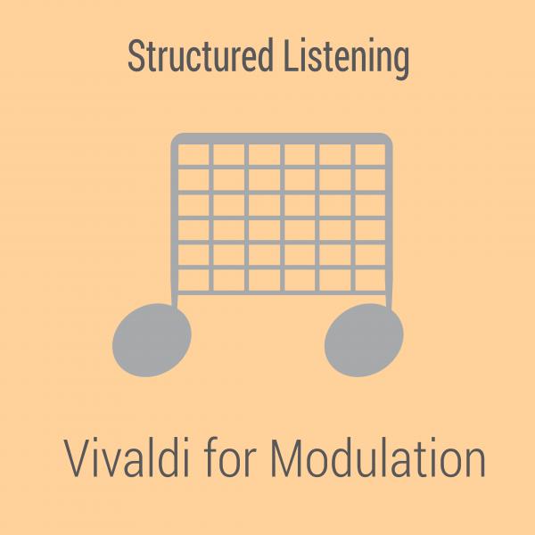 Vivaldi for Modulation (Not Modulated)