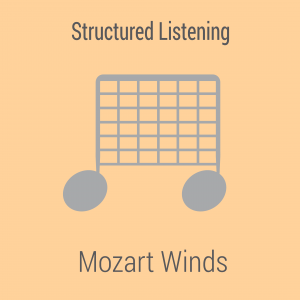 Mozart Winds (Not Modulated)